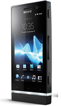 Sony Xperia U  Mobile Price in India