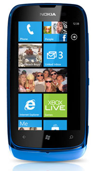 Nokia Lumia 610  Mobile Price in Pakistan