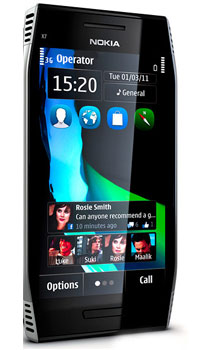 Nokia X7 00  Mobile Price in Pakistan