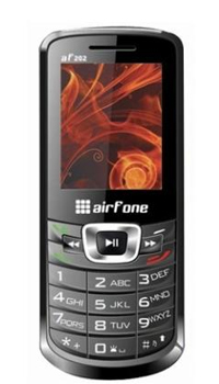 Airfone MobileAF 202  Mobile Price in India