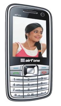 Airfone MobileAF 222VD  Mobile Price in India