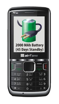 Airfone MobileAF 303  Mobile Price in India
