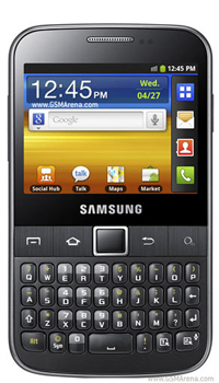 Samsung Galaxy Y Pro B5510  Mobile Price in Pakistan