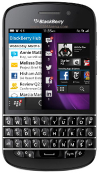 BlackBerry Q10  Mobile Price in Pakistan