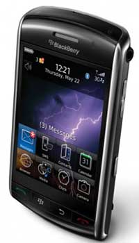 Done our blackberry storm 3 price in india convenient touchscreen