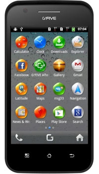 GFive Blade X F600  Mobile Price in Pakistan