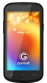 Gigabyte Mobile GSmart Aku A1  Mobile Price in India