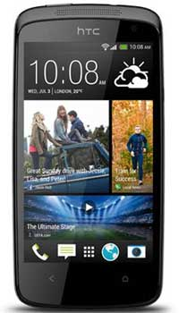 HTC Desire 500  Mobile Price in Pakistan