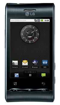 LG Optimus  Mobile Price in Pakistan