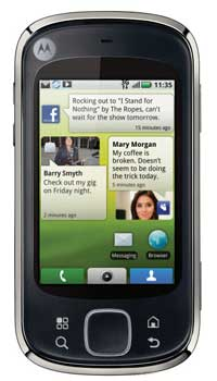Motorola QUENCH  Mobile Price in India