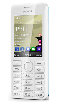 Nokia Asha 206  Mobile Price in Pakistan