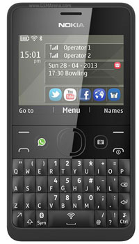 Nokia Asha 210  Mobile Price in Pakistan
