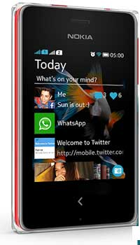 Nokia Asha 502 Dual SIM  Mobile Price in Pakistan
