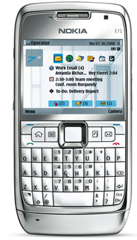 Nokia E71  Mobile Price in Pakistan