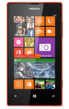 Nokia Lumia 525  Mobile Price in Pakistan