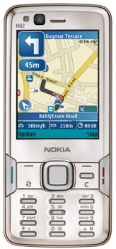 Nokia N82  Mobile Price in India