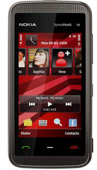 Nokia 5530 XpressMusic  Mobile Price in Pakistan