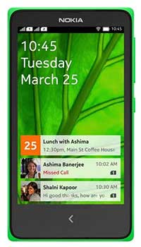 Nokia X A110  Mobile Price in India