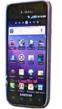 SamsungGalaxy S 4G  Mobile Price in India