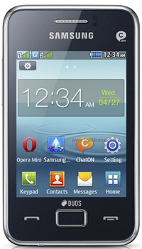 Samsung Rex 80 S5222  Mobile Price in Pakistan