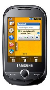 Samsung S3653 Corby  Mobile Price in Pakistan