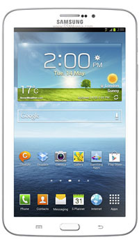 Samsung Galaxy Tab 3 GSM 7.0 P3200  Mobile Price in India