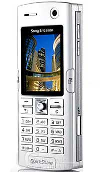SonyEricsson K600  Mobile Price in India