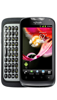 T Mobiles myTouch Q 2  Mobile Price in India