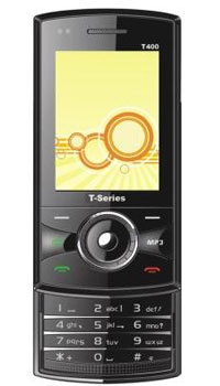 T Series T400  Mobile Price in India