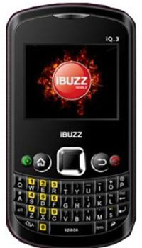 iBuzz MobileIQ3 ChitChat Buzz  Mobile Price in India